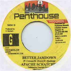 Apache Scratchy - Better Jamdown download