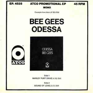 Bee Gees - Odessa download