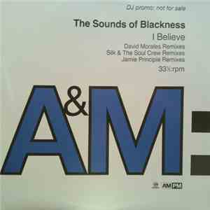 The Sounds Of Blackness - I Believe download